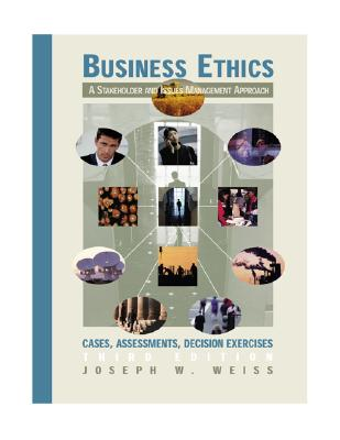 Image for Business Ethics: A Stakeholder and Issues Management Approach