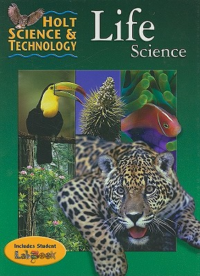 Image for Holt Science & Technology: Life Science (Holt Science & Tech 2001)