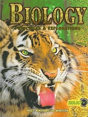 Image for Biology: Principles & Explorations (Holt Biology: Principles & Explorations)