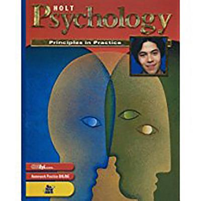 Image for Holt Psychology: Principles in Practice: Student Edition Grades 9-12 2003