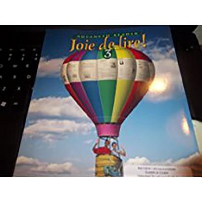 Image for Allez, viens!: Joie de lire! Advanced Reader Level 3