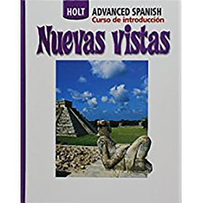 Image for Nuevas Vistas: Student Edition Intro 2006