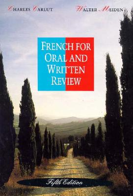 Image for French for Oral and Written Review, Fifth Edition (English and French Edition) 5th Edition