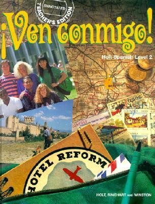 Image for Tae Ven Conmigo!: Holt Spanish