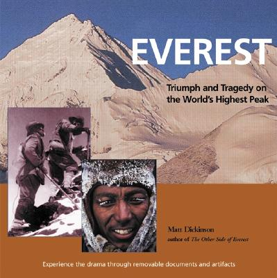 Image for EVEREST TRIMUPH AND TRAGEDY ON THE WORLD'S HIGHEST PEAK