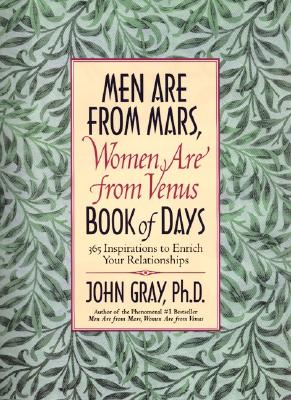 Image for Men Are from Mars, Women Are from Venus Book of Days: 365 Inspirations to Enrich Your Relationships