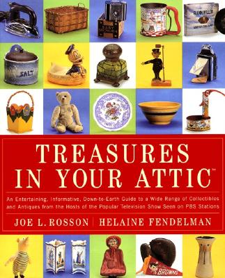 Image for TREASURES IN YOUR ATTIC : AN ENTERTAININ