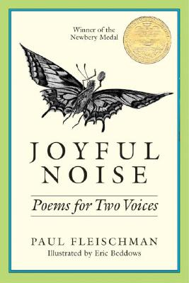 Image for Joyful Noise Poems for Two Voices (Newbery Medal)