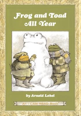 Image for Frog and Toad All Year (I Can Read Book)