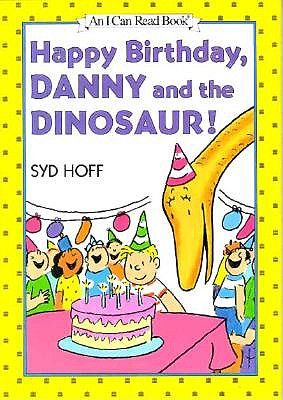 Image for Happy Birthday Danny And The Dinosaur