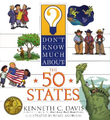 Image for Don't Know Much About the 50 States