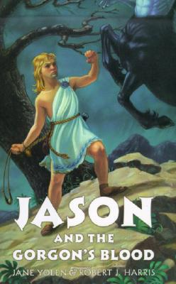 Image for Jason and the Gorgon's Blood (Young Heroes)