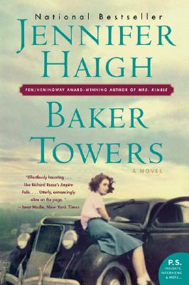 Baker Towers, Haigh, Jennifer