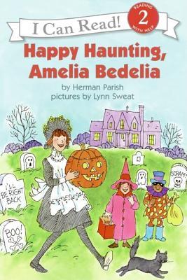 Happy Haunting, Amelia Bedelia (I Can Read Book 2), Herman Parish