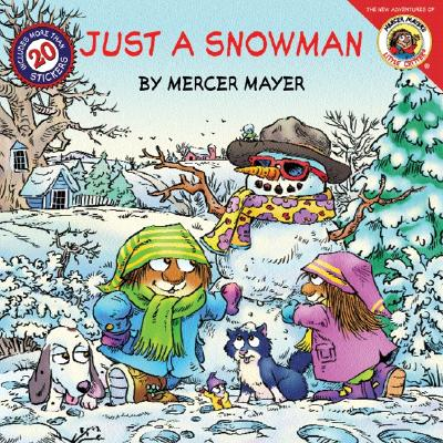 Image for Little Critter: Just a Snowman