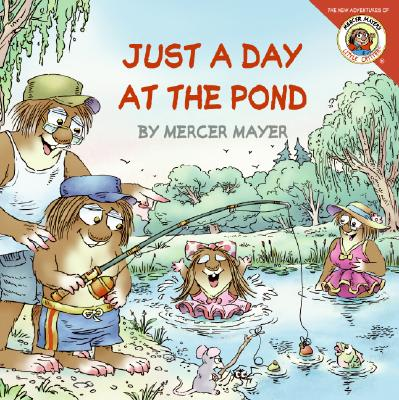 Image for Little Critter: Just a Day at the Pond