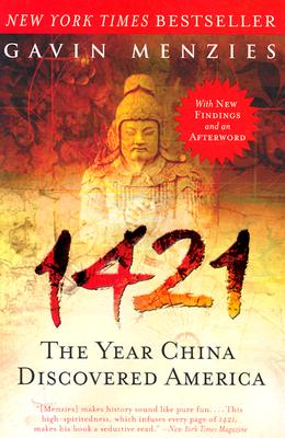 1421: The Year China Discovered America, Menzies, Gavin