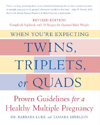 Image for WHEN YOU'RE EXPECTING TWINS, TRIPLETS OR QUADS