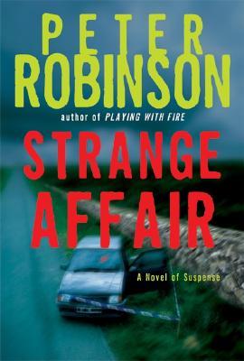 Image for Strange Affair: A Novel of Suspense (Inspector Banks Mysteries)