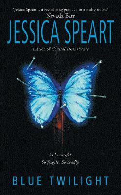 Image for Blue Twilight : A Rachel Porter Mystery