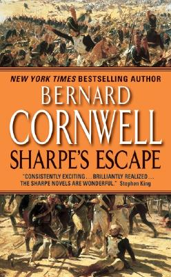 Sharpes Escape : Richard Sharpe and the Bussaco Campaign, 1810, BERNARD CORNWELL
