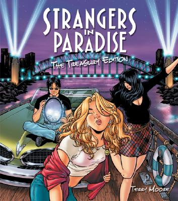 Strangers in Paradise: Treasury Edition, Moore, Terry