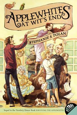 Applewhites at Wit's End, Stephanie S. Tolan