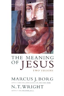 Image for Meaning of Jesus: Two Visions