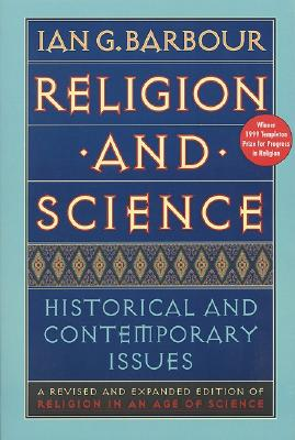 Image for Religion and Science (Gifford Lectures Series) (expanded edition od Religion in