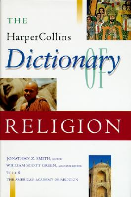 Image for The HarperCollins Dictionary of Religion (First Edition)