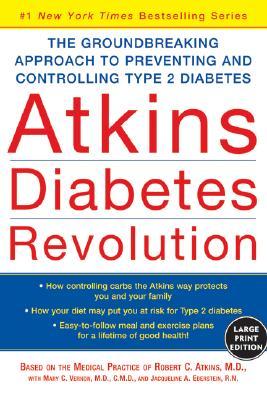 Image for Atkins Diabetes Revolution