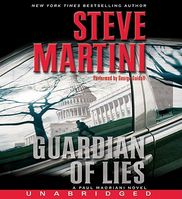 Image for Guardian of Lies CD (A Paul Madriani Novel)