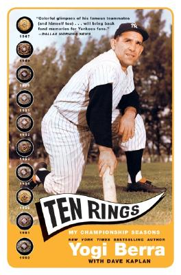 Image for Ten Rings: My Championship Seasons