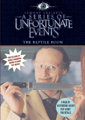 Image for The Reptile Room, Movie Tie-in Edition (A Series of Unfortunate Events, Book 2)