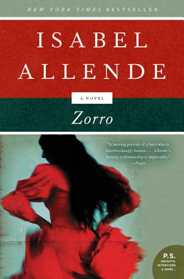 Zorro: A Novel, Isabel Allende