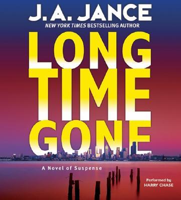 Image for Long Time Gone: A Novel of Suspense