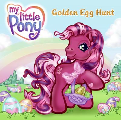 Image for My Little Pony: Golden Egg Hunt