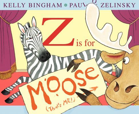 Z IS FOR MOOSE, BINGHAM, KELLY
