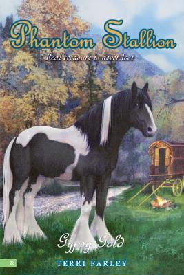 Gypsy Gold (Phantom Stallion #23), Terri Farley