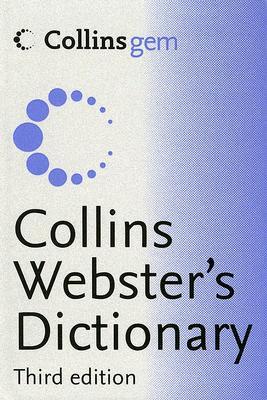 Image for WEBSTER'S DICTIONARY (COLLINS GEM)