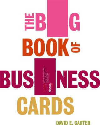 Image for The Big Book of Business Cards