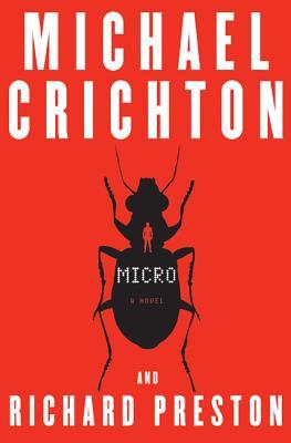 Image for Micro: A Novel