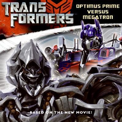 Image for Transformers: Optimus Prime versus Megatron
