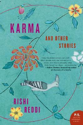 Karma and Other Stories (P.S.), RISHI REDDI
