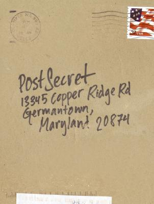 PostSecret: Extraordinary Confessions from Ordinary Lives, Frank Warren