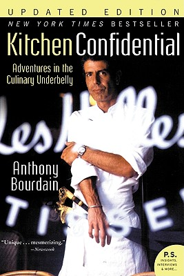 Image for Kitchen Confidential Updated Edition Adventures in the Culinary Underbelly