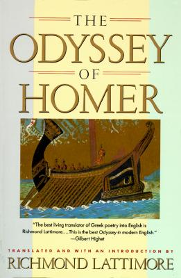 Image for Odyssey of Homer (Harper Colophon Books, CN 479)
