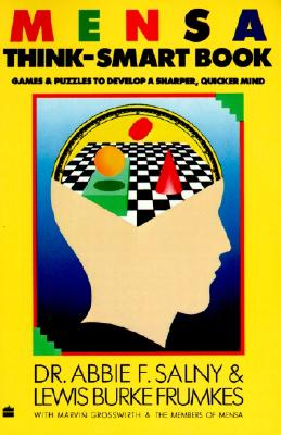 Image for MENSA Think-Smart Book: Games & Puzzles to Develop a Sharper, Quicker Mind