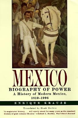 Image for Mexico: Biography of Power