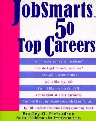 Image for JOBSMARTS 50 TOP CAREERS